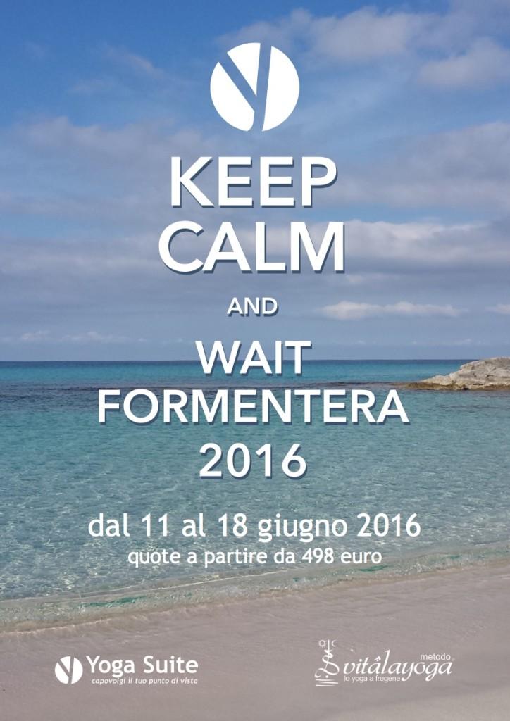 Yoga Formentera 2016